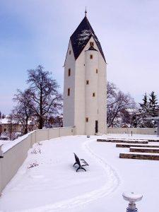 Černá věž Drahanovice